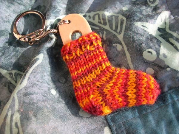 keychain sock1