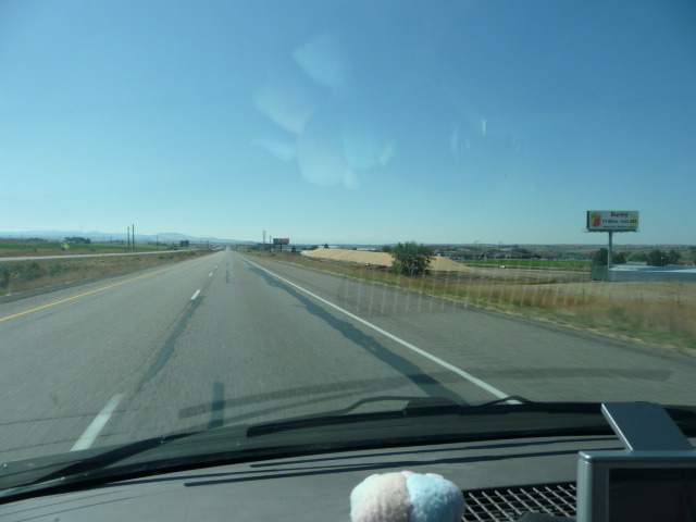 West on Interstate 30 -29