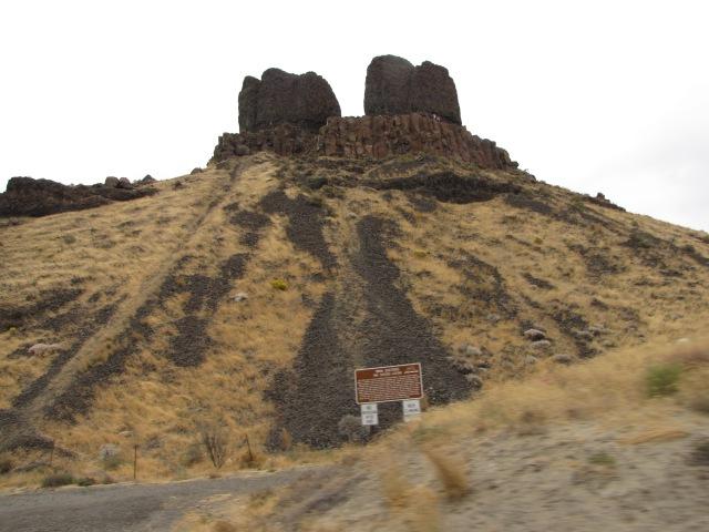 Twin Sisters - Wallula Gap just past Road 664