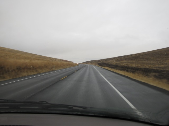 Fifteen minutes North of Dayton in the Palouse country