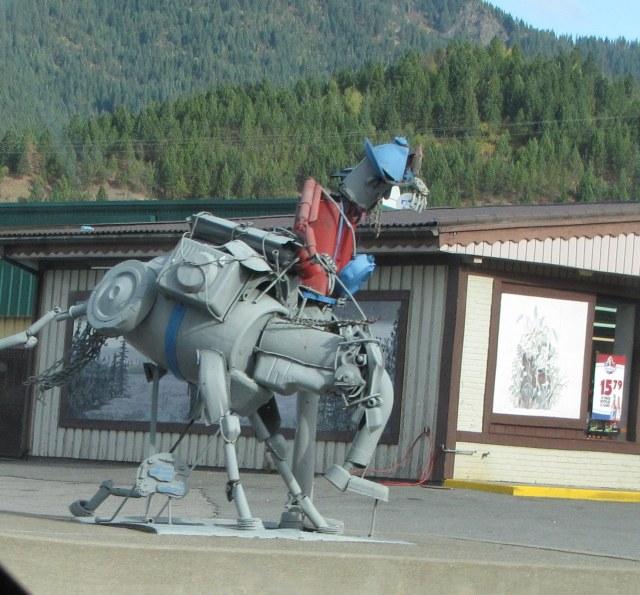 Kellogg, Idaho, elevation 2303'