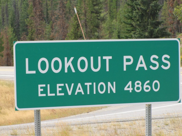 Lookout Pass, Montana