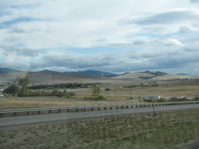Near Kalispell Junction