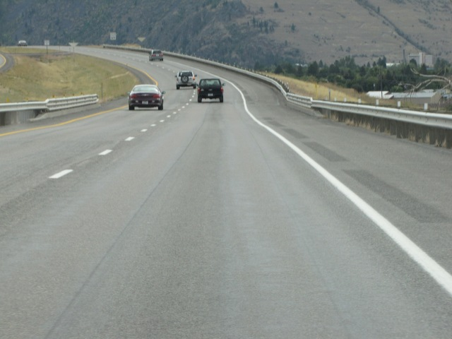 Coming into Missoula - 12:50 p.m.