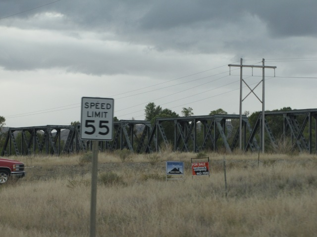Townsend - railroad trestle