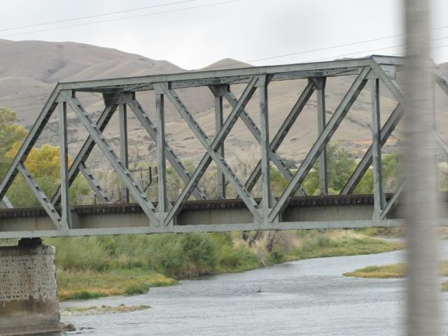 Railroad trestle - Townsend