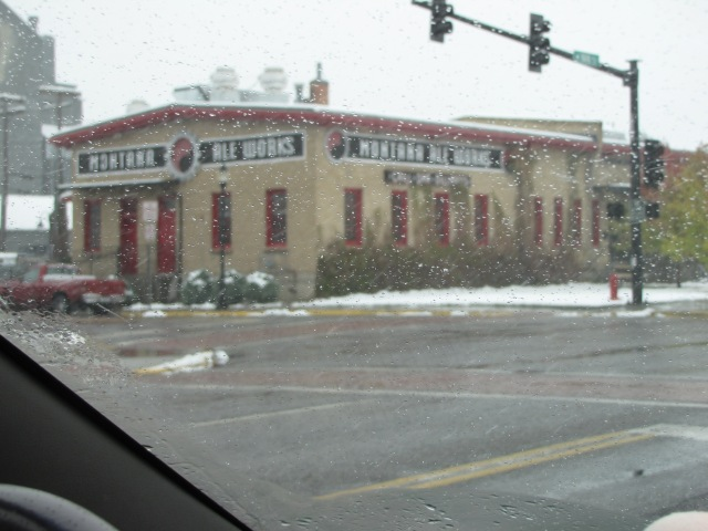 Montana Ale Works building - Downtown Bozeman