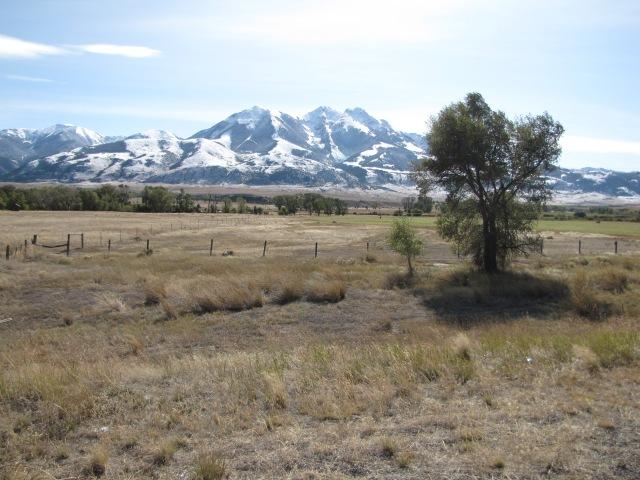 Absaroka Range - Emigrant Peak