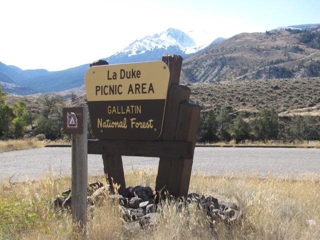 La Duke Picnic area