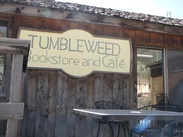 Tumbleweed Bookstore and Cafe, Gardiner, Montana