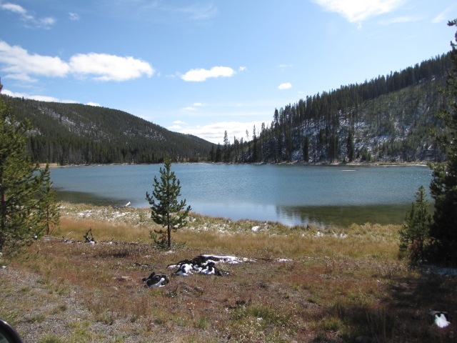 Nymph Lake