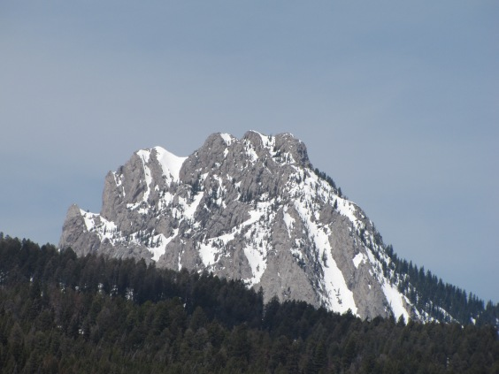 Hardscrabble Peak