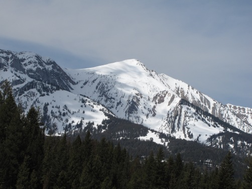Hardscrabble Peak?