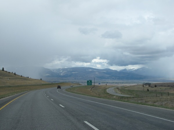 Exit 211 - Gregson, Fairmont, Hot Springs 1 mile