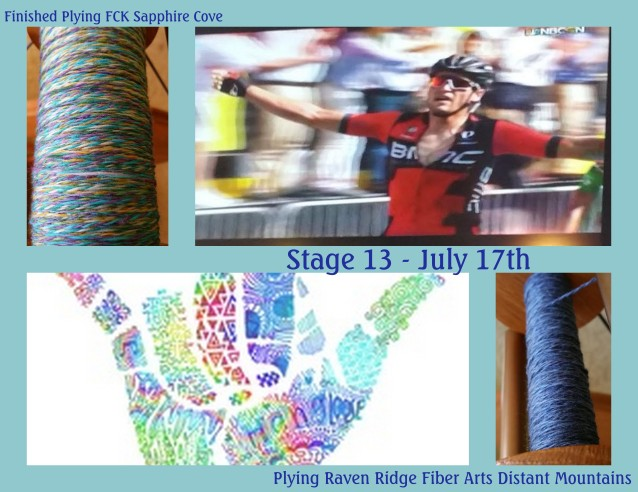Stage 13 Collage